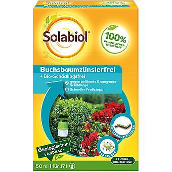 SBM Solabiol Boxwood Nr, 50 ml