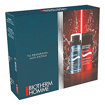 Men's Cosmetics Set Total Recharge Biotherm (2 pcs)