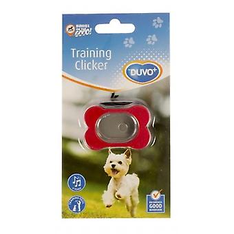 Duvo Clicker De Entrenamiento Hueso (Dogs , Training Aids , Clickers & Whistles)