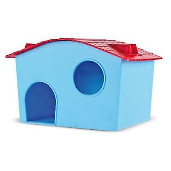 Trixder Hamster Hut (Small pets , Cage Accessories , Maisonnettes et Tunnels)