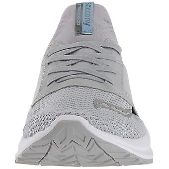 Saucony Womens Stretch & Go Breeze Canvas Low Top Lace Up Running Sneaker