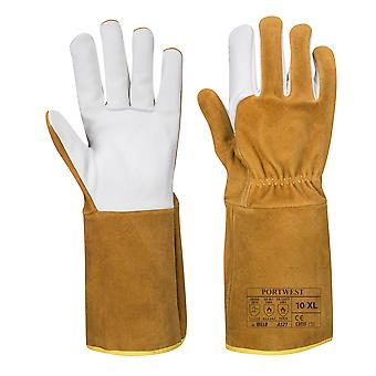 Portwest - Premium Tig Ultra Welding Gauntlet Glove (1 Pair Pack)