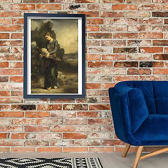 Gustave Moreau - Orpheus Poster Print Giclee