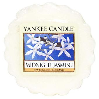 Yankee Candle Wax Tart Melt Midnight Jasmine