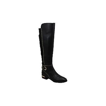 Journee Collection Womens Sana Almond Toe Knee High Fashion Boots