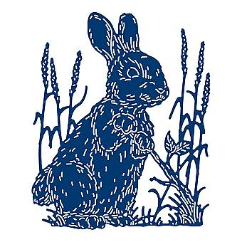 Tattered Lace Curious Bunny Die