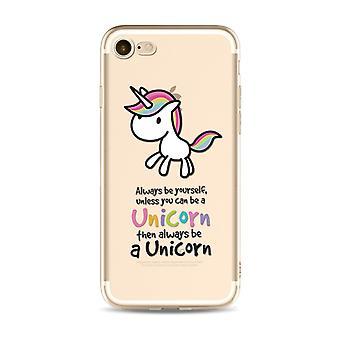 Toujours être une licorne - iPhone SE (2020)
