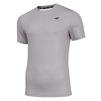 4F TSMF001 H4Z19TSMF00125S universella sommarmän t-shirt