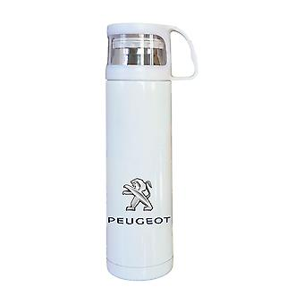 Peugeot Thermos With Mug