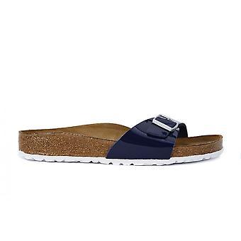 Birkenstock Madrid Patente 1005312 universal verano zapatos de mujer