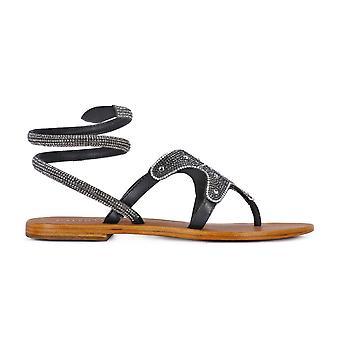 CafeNoir Sandalo Infradito GB1081803 ellegant summer women shoes