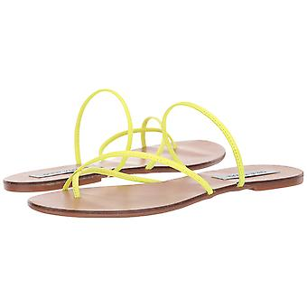 Steve Madden Womens wise Open Toe Casual Slide Sandals