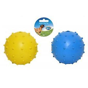 Duvo+ Hedgehog Ball Dog Toy Rubber Dura (Dogs , Toys & Sport , Balls)