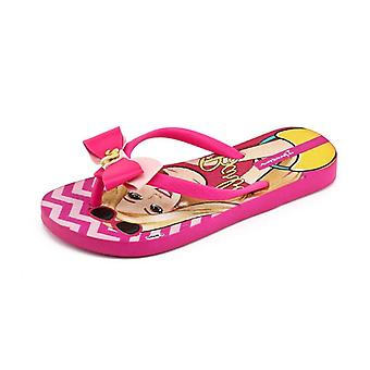 Ipanema Love Girls Beach Flip Flops / Sandals - Fuchsia