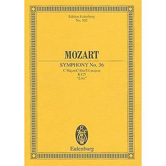 Mozart - Symphony No. 36 - C Major/C-Dur/UT Majeur - K425 - 9783795763