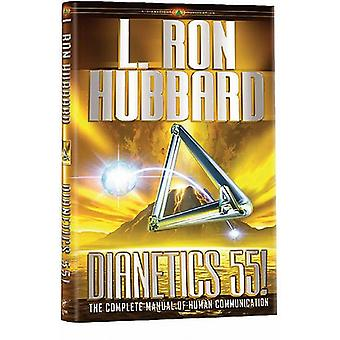 Dianetics 55! by L. Ron Hubbard - 9788779897526 Book