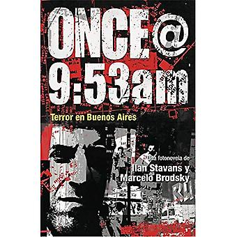Once@9:53am: Terror En Buenos Aires (Dimyonot: Jews and the Cultural Imagination)