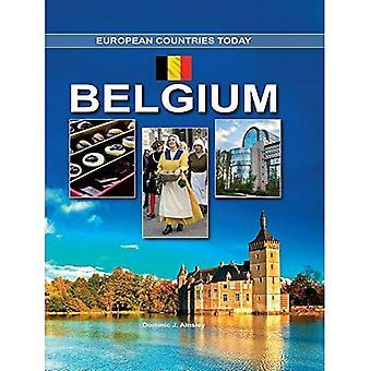 Belgique (pays européens aujourd'hui)