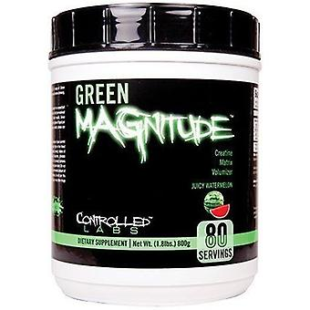 Controlled Labs Green Magnitude Juicy Watermelon 800 gr