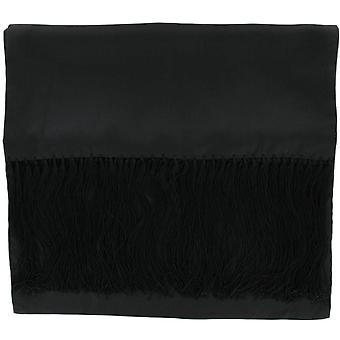 Michelsons of London Silk Dress Scarf - Black