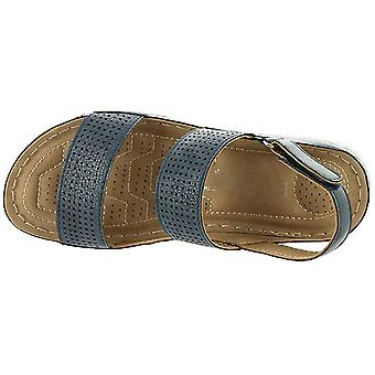 Corkys Calla Women's Sandal 10 B(M) US Navy