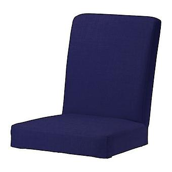 Replacement Slip Cover for Ikea Henriksdal Dining Chair - Midnight