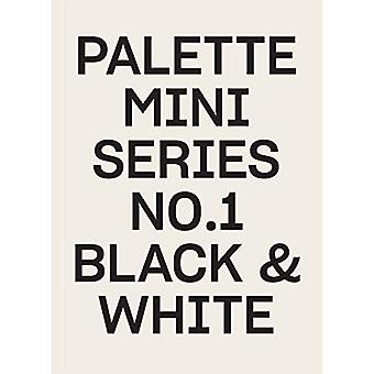 Palette Mini Series 01 - Black & White - 9789887903444 Book