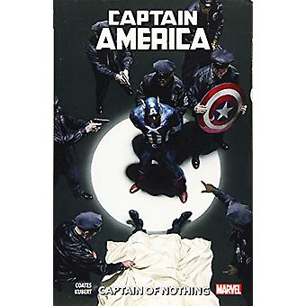 Captain America Vol. 2 - Captain Of Nothing by Ta-Nehisi Coates - 9781