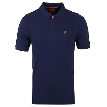 Luke 1977 Williams Polo Shirt - Navy