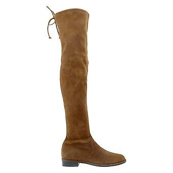 Stuart Weitzman Lowlandsuscof Women's Brown Suede Boots
