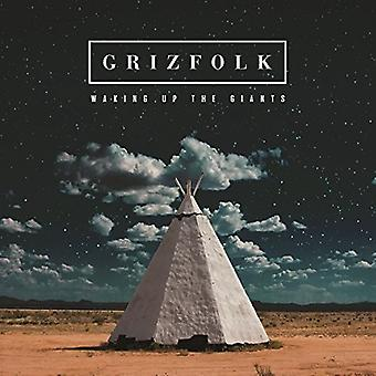 Grizfolk - Waking Up the Giants [CD] USA import