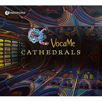 Various Artist - Cathedrals [CD] USA import