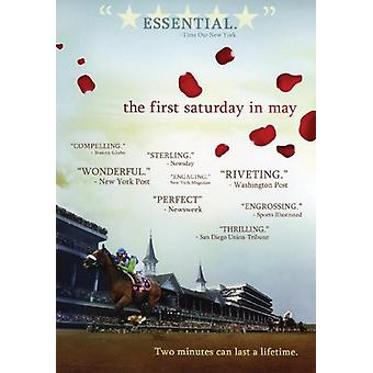 First Saturday in May [DVD] USA import
