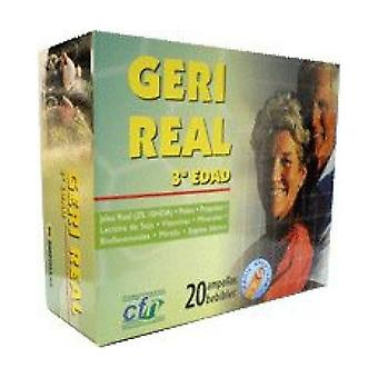 Geri Real 20 ampoules