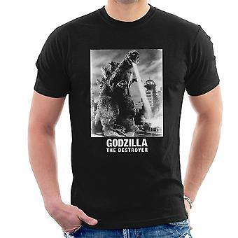 Godzilla Destroyer Men's T-Shirt