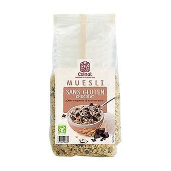 Gluten-free chocolate muesli 375 g