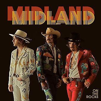 Midland - On the Rocks [CD] USA import