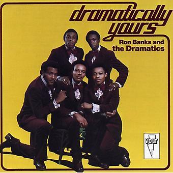 Dramatics - Dramatically Yours [CD] USA import