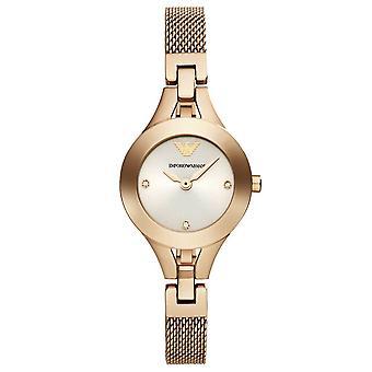 Emporio Armani AR7362 Dress Rose Gold Women's Watch