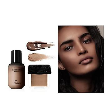 Liquid Foundation, Moisture Cream, Face Concealer - Makeup Set