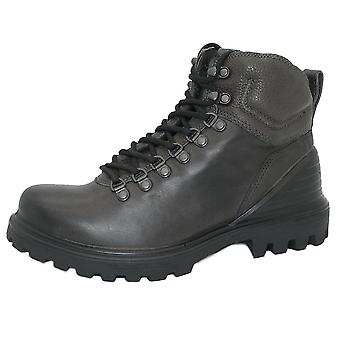 ECCO Ecco 460414 Tredtray M Men's Workwear Style Boot I Svart