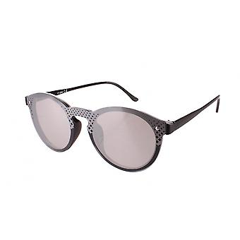 Sunglasses Unisex Cat.3 Grey Lens Mirroring (19-070)