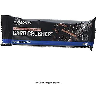 Myprotein The Carb Crusher 60 gr Strawberry Cheescake 12 ud