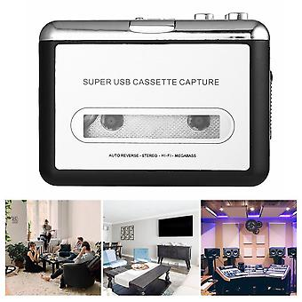 USB2.0 tragbare Band zu Pc Super Kassette mp3 Audio Musik Cd Digital Player