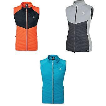 Dare 2B Womens/Ladies Nominate Wool Hybrid Baffled Vest