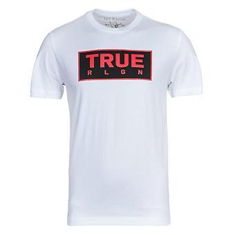 True Religion Heavyweight T-Shirt Branco