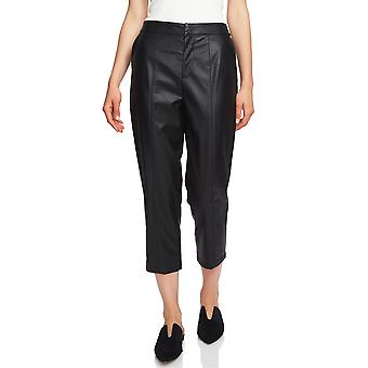 1.State | Boy Meets Girl Slim Leg Seamed Faux Leather