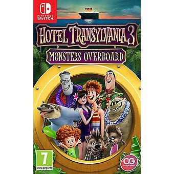 Hotel Transylvania 3 Potwory za burtą Nintendo Switch