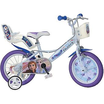 DINO Bikes Frozen 2 12inch Bicycle
