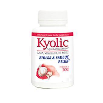Kyolic Aged Garlic Extract Formula 101, 200 Tabs